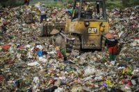 Dans une décharge de Java, le 5 juin. Photo Juni Kriswanto. AFP