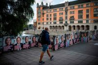 Campaign posters in Stockholm this week. Sweden will hold elections on Sunday.CreditCreditJonathan Nackstrand/Agence France-Presse — Getty Images