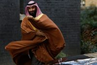 Crown Prince Mohammed bin Salman of Saudi Arabia in London last year.CreditCreditAlastair Grant/Associated Press