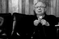 Fernando Karadima, quien fue expulsado del sacerdocio por el papa Francisco en septiembre de 2018, en la Corte Suprema en Santiago tres años antes CreditCarlos Vera/Reuters
