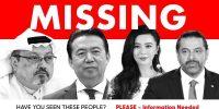 Los nuevos desaparecidos
