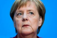 Chancellor Angela Merkel announced on Monday that she would not seek re-election in 2021. Political analysts say it's likely that her party coalition will collapse even before then.CreditCreditMarkus Schreiber/Associated Press