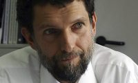 Public intellectual Osman Kavala was arrested a year ago by Turkish authorities and has still to be charged with an offence. Photograph: AP