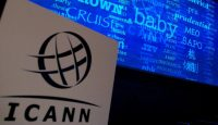 ICANN reveals then-new Generic Top-Level Domain Names in London in 2012. Photo: Getty Images.