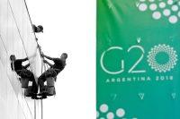Buenos Aires albergará el encuentro del G20, que inicia el 30 de noviembre. Credit Juan Ignacio Roncoroni/EPA vía Shutterstock