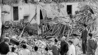 Foto tomada por Cristóbal Velasco Cobos, 'el Robert Capa cordobés'. Fue el primero en llegar al lugar de la tragedia.