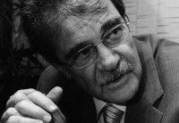 El intelectual venezolano Teodoro Petkoff en 2006 Credit Joaquín Ferrer para The New York Times