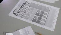 El viernes salió a la calle el último impreso de El Nacional, único diario independiente de circulación nacional que quedaba en el país. Pero sigue activo en la web. (Fernando Llano/AP)