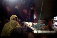 This woman in a refugee camp in Bangladesh is among those raped and impregnated by soldiers. After she gave birth to a son, her husband blamed her for the rape and abandoned her.CreditCreditWong Maye-E/Associated Press
