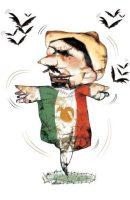El retroceso exterior de México