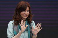 La expresidenta de Argentina Cristina Fernández de Kirchner en noviembre de 2018 Credit Eitan Abramovich/Agence France-Presse — Getty Images