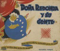 Ilustración original de Doña Redonda