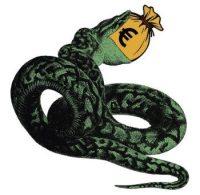 Fondo de reptiles y democracia