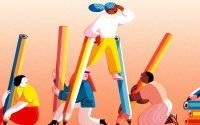 Por qué las niñas superan a los niños en la escuela, pero pierden en la oficina