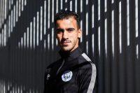 Hakeem al-Araibi at CB Smith Reserve Stadium in Melbourne, Australia, last Friday.CreditCreditJaimi Chisholm/Getty Images