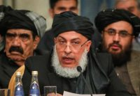 Sher Mohammad Abbas Stanakzai headed a Taliban delegation at meetings with Afghan opposition leaders in Moscow this week.CreditCreditMaxim Shemetov/Reuters