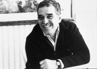 El escritor colombiano Gabriel García Márquez, en junio de 1987 en Bogotá. Credit Reuters