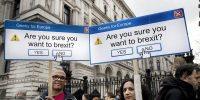 Que el pueblo decida sobre el Brexit
