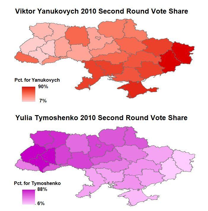 How Ukraine's new president broke down a historic divide-3