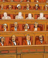 La situación jurídica de los parlamentarios secesionistas presos