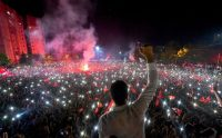 Ekrem Imamoglu won the repeat election for mayor of Istanbul by pulling together strands of the opposition.CreditCreditOnur Gunay/Imamoglu Media team, via Associated Press