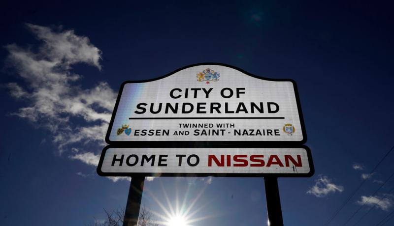 Nissan cancelled of plans to build its X-Trail SUV in its Sunderland factory. Photo: Getty Images.