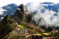 The ancient citadel Machu Picchu, one of the New Seven Wonders of the World, already attracts up to 5,600 foreign visitors daily. A new airport could quadruple that number.CreditCreditPiotr Redlinski for The New York Times