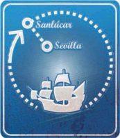 Sanlúcar, Sevilla y la vuelta al mundo