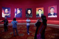 Vista de la exposición en Pekín que conmemora el 70 aniversario de la Revolución. Jason Lee Reuters