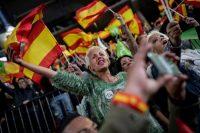 Los votantes de Vox, el partido de extrema derecha en España, han tomado fuerza en estos últimos años (Bernat Armangue)