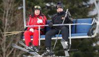 Russian President Vladimir Putin and Belarusian President Alexander Lukashenka in Sochi in February. Photo: Getty Images.