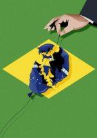 Brasil camina al borde del precipicio