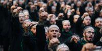 Hezbollah supporters in Beirut, September 2018 Aziz Taher / Reuters