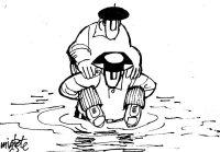 Viñeta de Mingote publicada el 30 de agosto de 1983