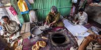 Muerte por cocinar con combustibles sucios