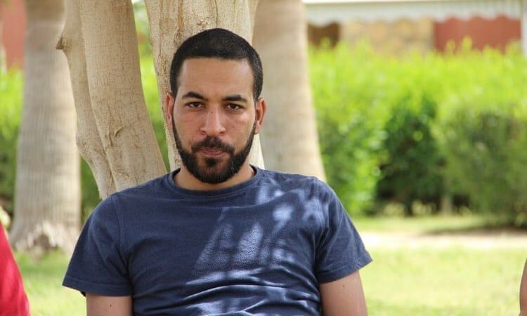 'If there is no reaction to Shady Zalat's arrest, they will come for someone else, then another, and another.' Mada Masr editor Zalat has been arrested by the Egyptian regime and his whereabouts are unknown. Photograph: AP