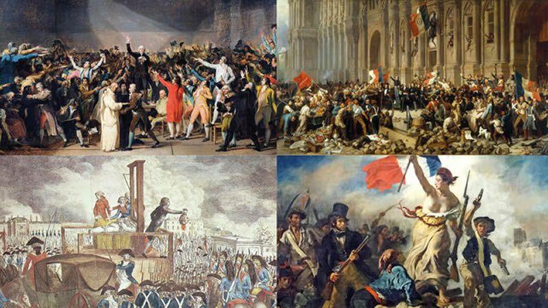 Revolución francesa.