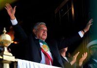 El presidente de México, Andrés Manuel López Obrador, en noviembre de 2019Credit...Claudio Cruz/Agence France-Presse — Getty Images
