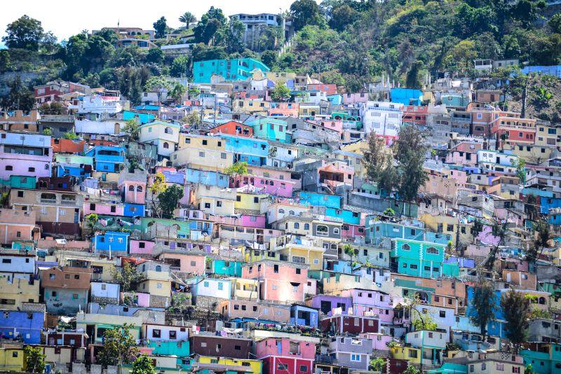 Puerto Príncipe, la capital de Haití. Sylvie Corriveau/Shutterstock