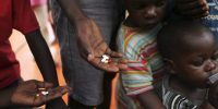 Un mundo sin SIDA, tuberculosis ni malaria