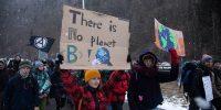 Emisiones cero netas en Davos