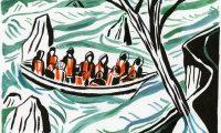 Je porte le deuil de Lampedusa