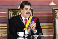 Nicolás Maduro en una sesión extraordinaria de la Asamblea Nacional Constituyente en diciembre de 2019Credit...Zurimar Campos/Agence France-Presse vía Presidencia de Venezuela/Afp vía Getty Images