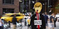 Se está volviendo Estados Unidos fascista