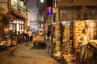 A street in Balat neighborhood of Istanbul, August 2018Credit...Orhan Pamuk