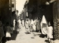 The Jewish quarter in Baghdad in 1975.Credit...Marion O'Connor/Royal Geographical Society, via Getty Images