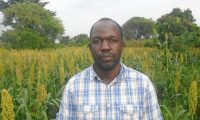 Anthony Kalulu is a farmer in eastern Uganda, and founder of non-profit Uganda Community Farm (UCF) Photograph: Handout