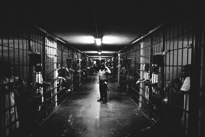 Inside El Salvador's prison