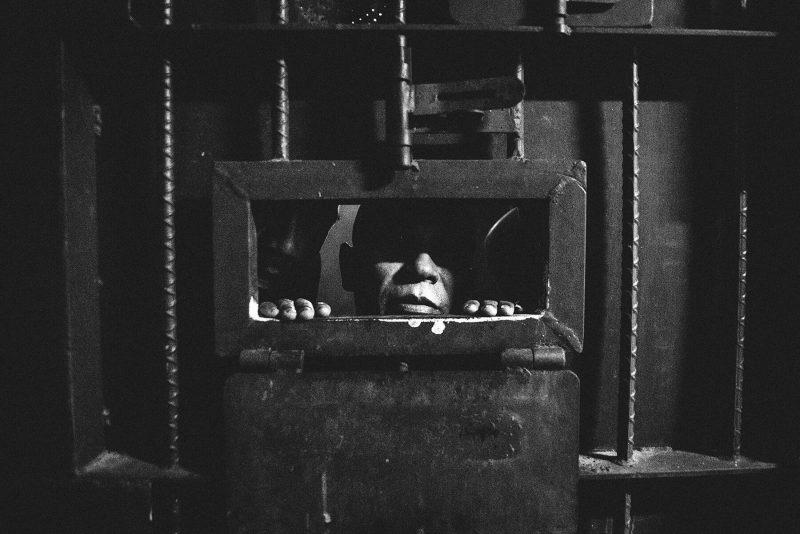Inside El Salvador's prisons