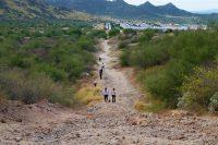 El colectivo Madres Buscadoras de Sonora en una de sus recientes expediciones en México. Basem Siria, Author provided